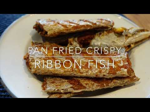 Pan Fried Ribbon Fish