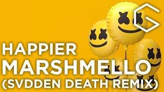 [Dubstep] - Marshmello ft. Bastille - Happier (SVDDEN DEATH Remix) [Marshmello Release]