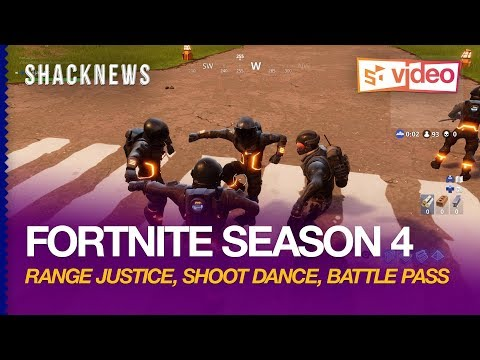 how to dance to the fortnite orange justice emote