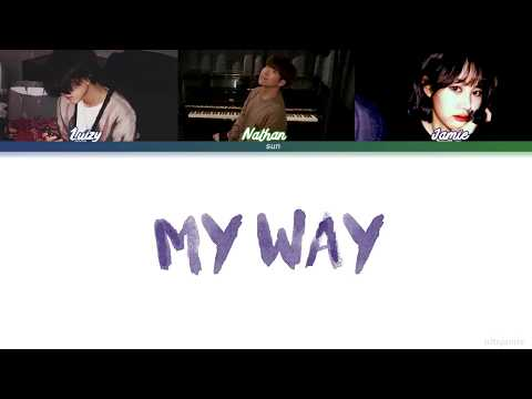 M.O.L.A - My Way (Color Coded Lyrics/Eng/Rom/Han)