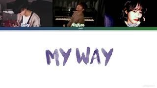 M.O.L.A - My Way (Color Coded Lyrics/Eng/Rom/Han)