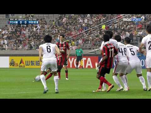 FC서울 vs 우라와레즈 - ACL 역사상 최고 명승부ㅣFC Seoul vs Urawa Reds - Best Match Ever in ACL History (2016)