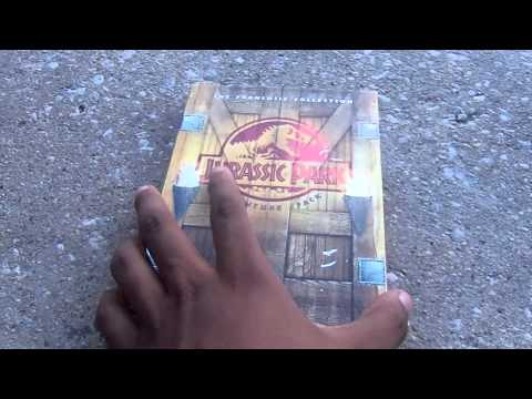 Jurassic Park Movie Collection DVD Review