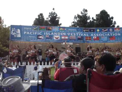 PIFA 2009 - Nonosina - Te Tama Maohi