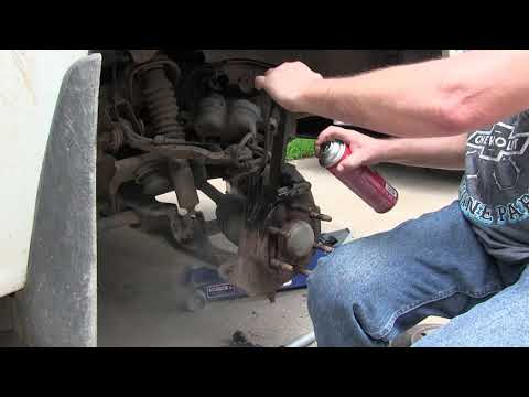 How To Replace Brakes and Rotors on GMC/Chevy 1500 Truck
