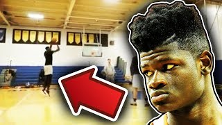 NEW Video Of Mo Bamba Has The NBA Going Crazy
