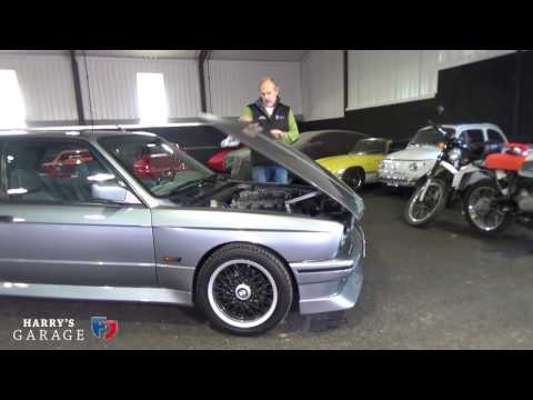 BMW E30 M3 real-world review