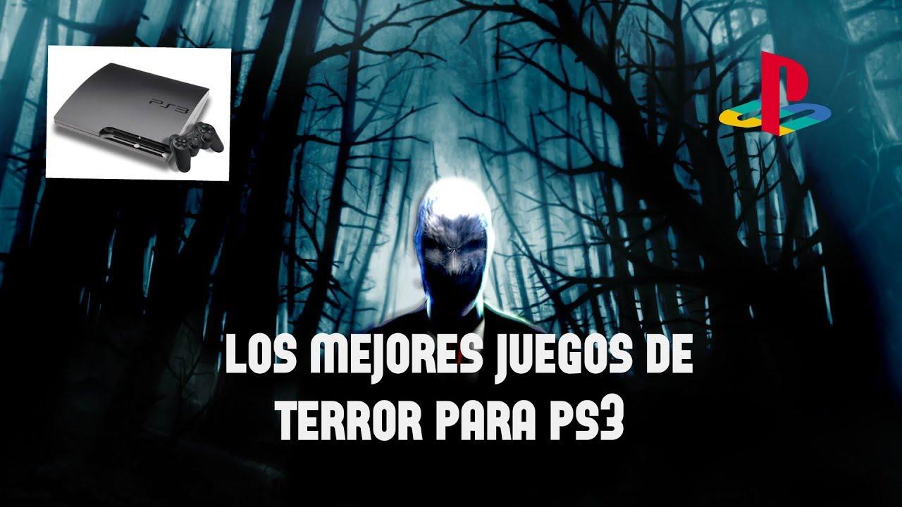 Top 5 Los Mejores Juegos De Terror Para Ps3 2018 Loquendo Youtube