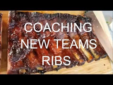 Coaching New BBQ Teams. Black Belt Ribs Tips Tricks. Pitmaster Harry Soo SlapYoDaddyBBQ.com