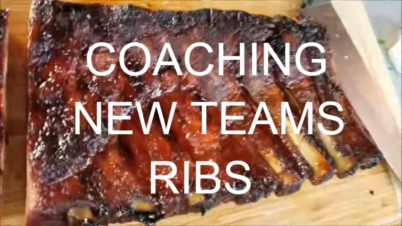Coaching New Bbq Teams Black Belt Ribs Tips Tricks Pitmaster Harry