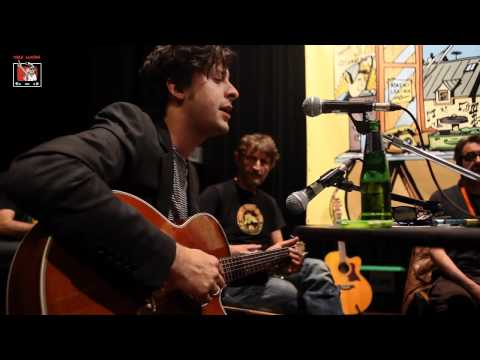 Carl Barât- The Ballad of Grimaldi  (Live at Radio Lucien)