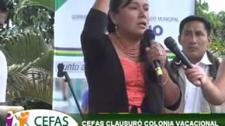 EXITO TOTAL EN COLONIA VACACIONAL DE LOGROÑO QUE LLEGÓ A SU FINAL