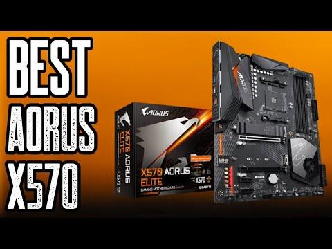 Top 5 Best X570 AORUS Motherboards