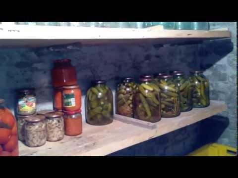 Как построить погреб, подвал для хранения овощей (ОСОБЕННОСТИ проекта)