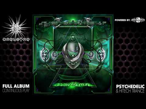 Sychodelicious - Brain Control (geocd114 / Geomagnetic Records) ::[Full Album / HD]::