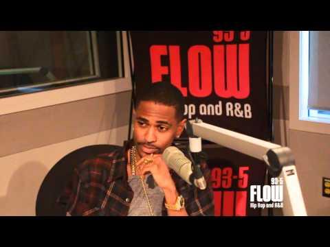 Big Sean Live at FLOW 93-5 Part Three