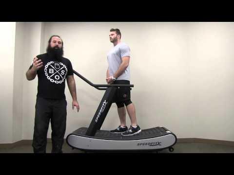 SpeedFit Manual Treadmill Review