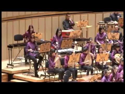 Jay Chou Medley 周杰伦精选组曲 by Marsiling Chinese Orchestra