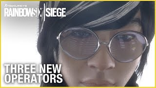 Rainbow Six Siege: Operation White Noise - New Operators | Tra…
