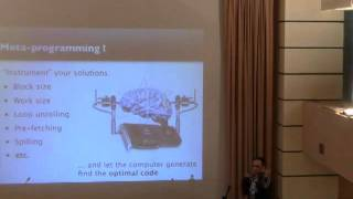 NIPS 2011 Big Learning - Algorithms, Systems, & Tools Workshop: High-Performance Computing...