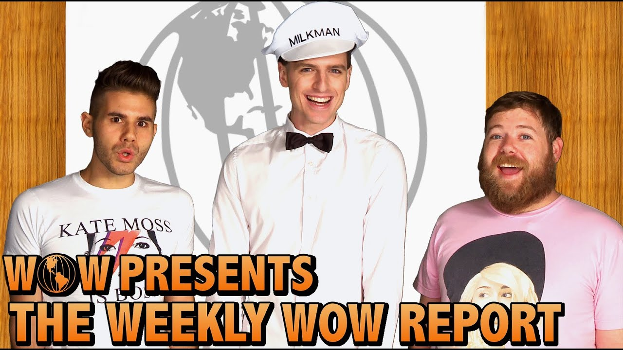 Download WOWPresents the Weekly WOW Report - RuPaul's Drag Race RuPersized Episode Feat. Milk!