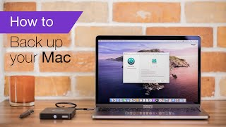 How to back uṗ your Mac