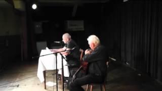 Ernst Eigenbauer und Reinhart Sellner, UG Fest 28.9.2012