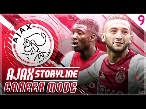 "FIFA 17 Ajax Career Mode: Isak Alexander ""The Next Ibrahimovic!"" EP 9"
