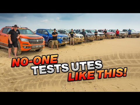 2020 4WD UTE COMPARISON! 8 utes torture tested  SHOCK winner! Industry experts expose the truth