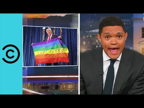 Trump Announces Transgender Military Ban | The Daily Show