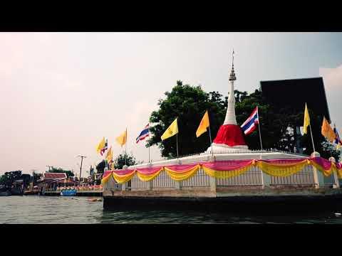 Long-Tail Boat Ride to Koh Kret