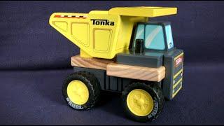 Tonka Mighty Dump Truck From Maxim Enterprise, Inc.