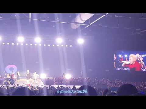 181103 Winner EVERYWHERE TOUR In SINGAPORE - La La (cut)
