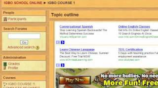 Igbo Lesson: Igbo Language and Cultural School Online: Course 1