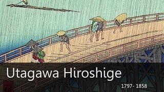Hiroshige Biography from Goodbye-Art Academy
