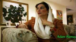 Main Beti Hoon Zulfiqar Ki - Muhtarma Benazir Bhutto Sahiba (720p)