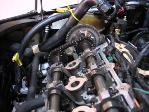 Ford 3 0 V6 Engine Diagram Egr Chrysler 2 7 Engine Camshaft Timing Operation Youtube