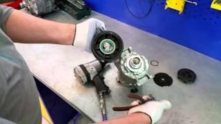 Разборка компрессора автокондиционера(, 2015-09-07T14:30:35.000Z)