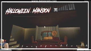 Roblox | Bloxburg | Halloween Mansion + Giveaway Winners