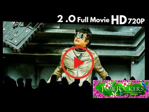 2.0 Full Movie HD in Tamil Rockers : 1 Million tickets gone How ? Rajinikanth ! Tamil Rockers