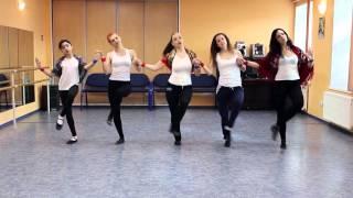 Русь танцевальная 2016 обучающее видео - урок 8