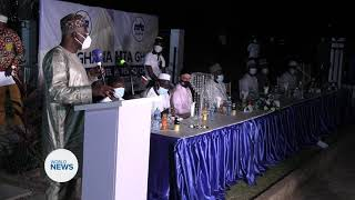 Inaugural Reception held for the launch of MTA Ghana