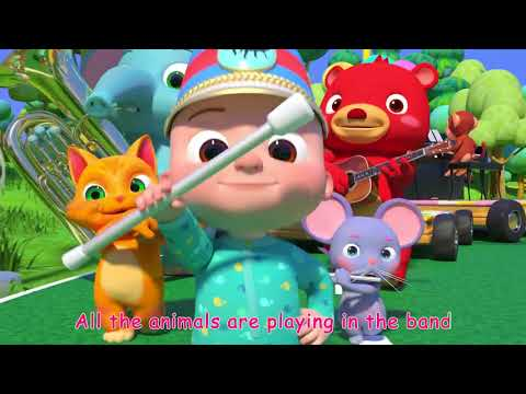 musical-instruments-song-(animal-band)-|-abckidtv-nursery-rhymes-&-kids-songs