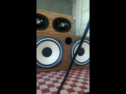 Jvc 12 inch speakers