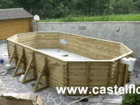 Piscine caron piscine hors sol doovi for Bestway pool for koi