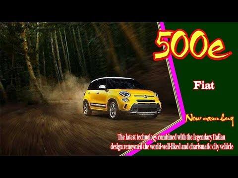 2019 fiat 500e   2019 fiat 500e range   2019 Fiat 500 Curb Weight   2019 Fiat 500 Pop   new cars buy