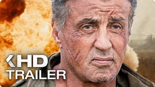 RAMBO 5: Last Blood Trailer 2 German Deutsch (2019)