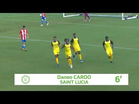 St. Lucia Defeats 3-1 Puerto Rico