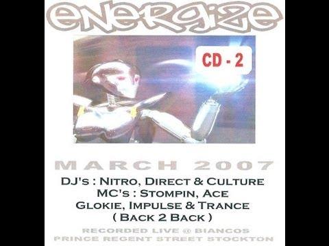 Dj Nitro Mc Stompin B2B Mc Ace @ Energize March 2007