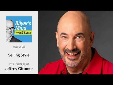 #063: Selling Style with Jeffrey Gitomer